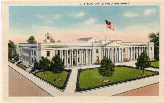 post office court house