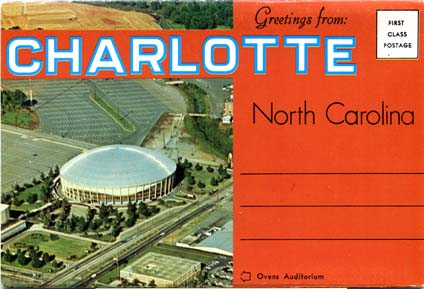 Postcard Packet of Charlotte