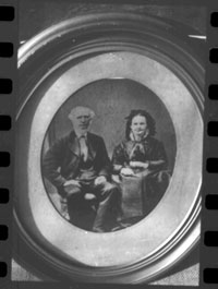 Dr. Isaac Wilson and Wife