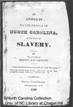 Pamphlet on Slavery